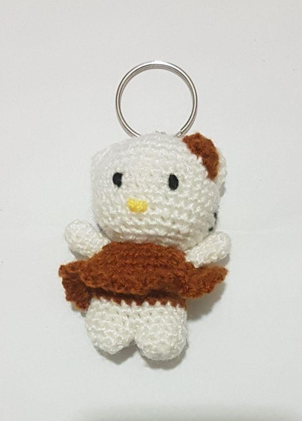 El Baúl de Elveawen: Llavero Hello Kitty | 862x619