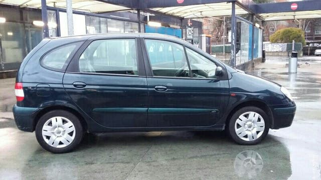Renault Scenic 1.9 Dci 2002