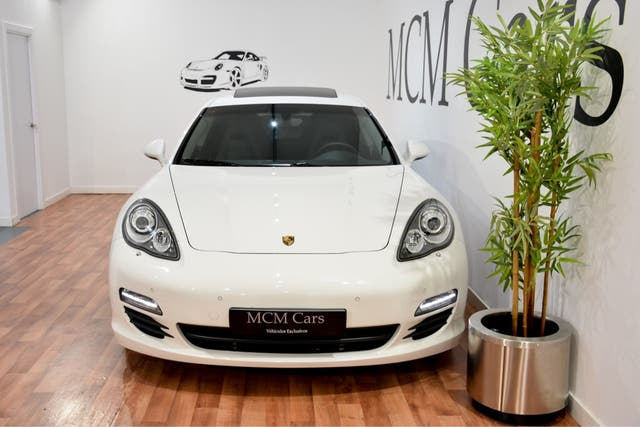 Porsche Panamera 3.0 S Hybrid 380CV 2012