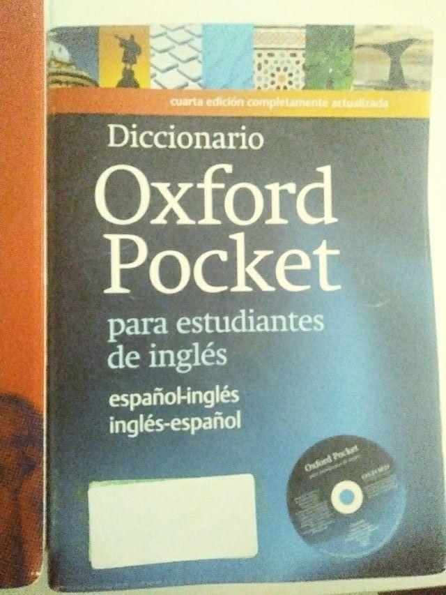 Duccionario ingles español y diccionario dspañol de segunda mano por ...