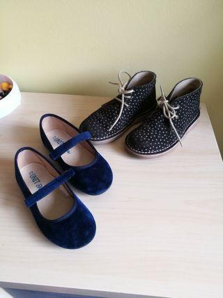 lote calzado unit niña 27