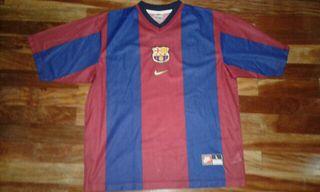 camiseta FC BARCELONA futbol