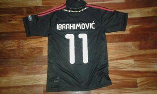 camiseta A.C.MILAN futbol