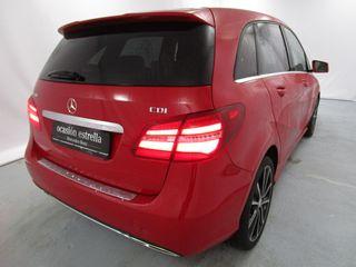 Mercedes-Benz Clase B 200d 2016