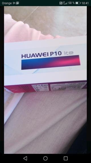 Huawei p10 lo acabo de recibir