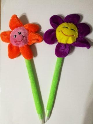 Bolígrafos Flor