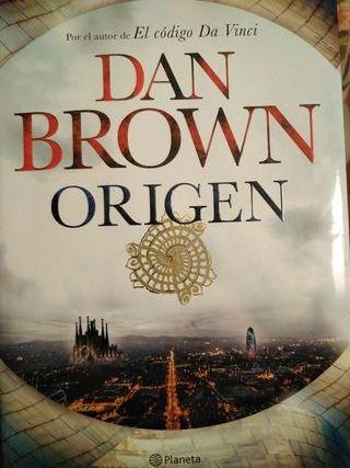 ORIGEN LIBRO DAN BROWN