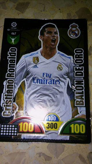Balon de oro Cristiano Ronaldo