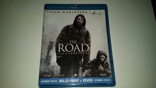 Blu Ray +Dvd The Road La carretera