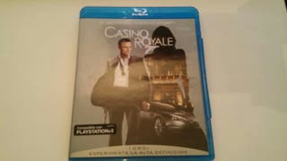 Blu Ray Casino Royale 007