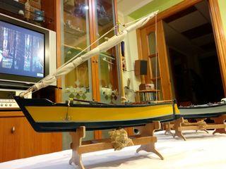 velero de pesca artesanal