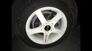 Llantas + neumáticos coche grupo VAG