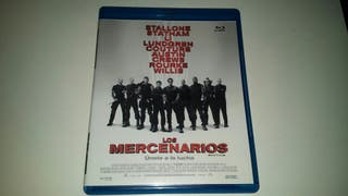 Blu Ray Los Mercenarios