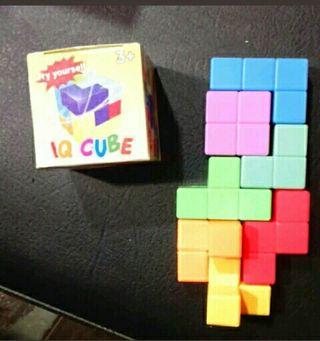 juego IQ CUBE niñas/os