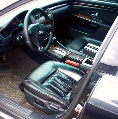 Audi A8 2001