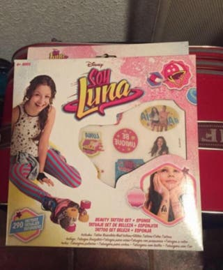 290 tatuajes Soy Luna