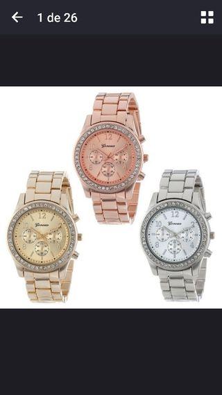 Relojes CHICAS