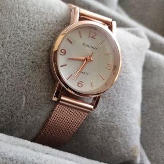 reloj mujer malla