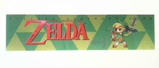 The Legend of Zelda regla holograma