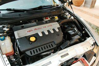 Alfa romeo 156 2005 jtd diesel