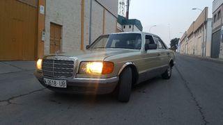 Mercedes-benz Clase S 1983