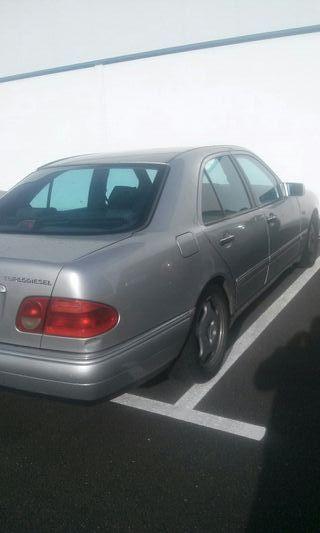Mercedes-benz Clase E 1998 td
