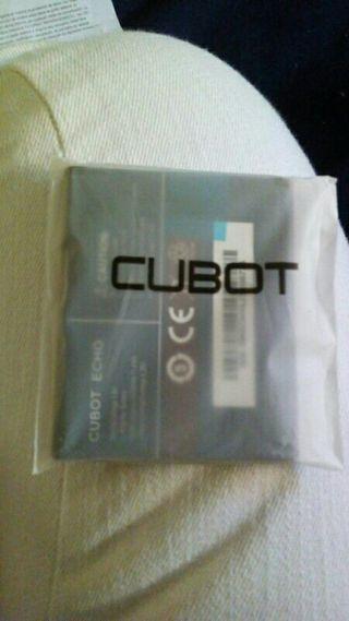 Bateria Cubot Echo