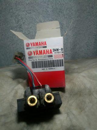 Rele de arranque. Para Yamaha, Suzuki etc.