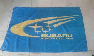 Bandera Subaru