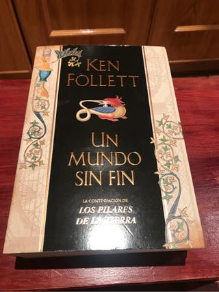 Un mundo sin fin-Ken Follet