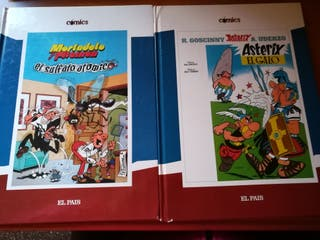 Comics Mortadelo y Filemón + Astérix