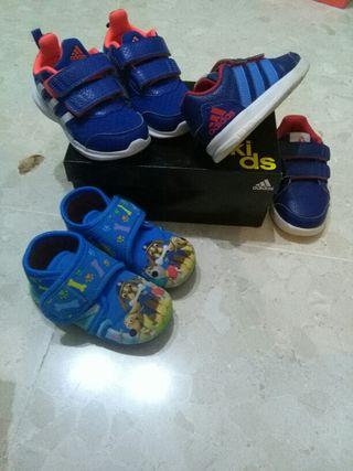 Zapatillas adidas Y ZAPATILLA DE CASA