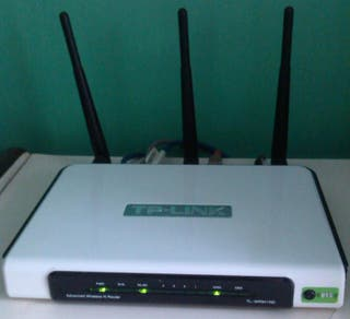 Router neutro WIFI TP-Link WR941ND 300mb tipo N