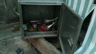 cajon para camion de acero para herramientas