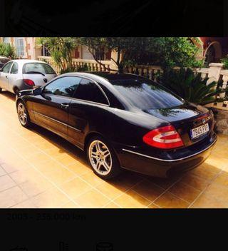 Mercedes-Benz CLK 270CDI