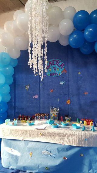 mesas dulces y o pasteles de chuches