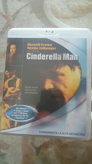 Cinderella Man bluray