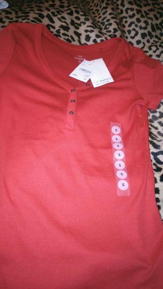Camiseta básicos