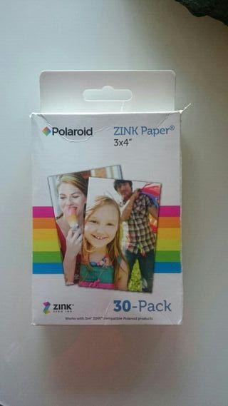 polaroid papel