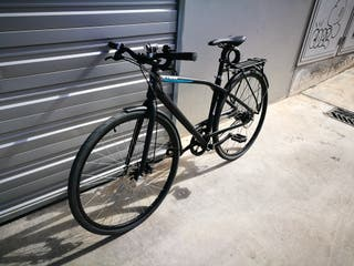 bicicleta hibrida nework 500