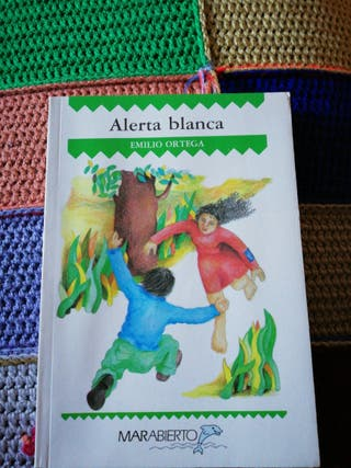 OFERTA libro alerta blanca infantil