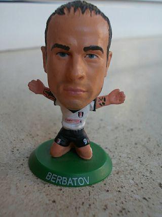 Figura BERBATOV Fulham
