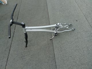 bicicleta de trial...
