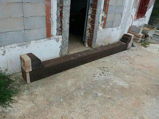 biga de madera