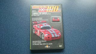 DVD Monta Y Pilota Tu Chrysler Viper GTSR