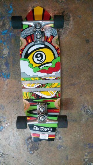 Skate Sector 9
