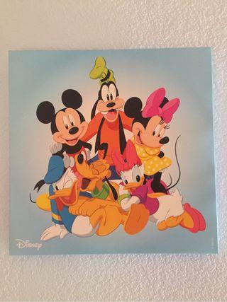 Cuadro mickey mouse