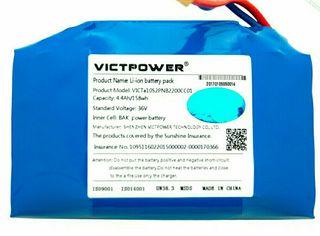 Batería Victpower original hoverboard 36v 4.4ah