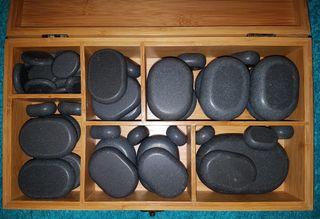 Kit Piedras Calientes
