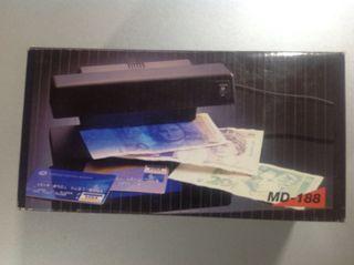 Detector de dinero nuevo